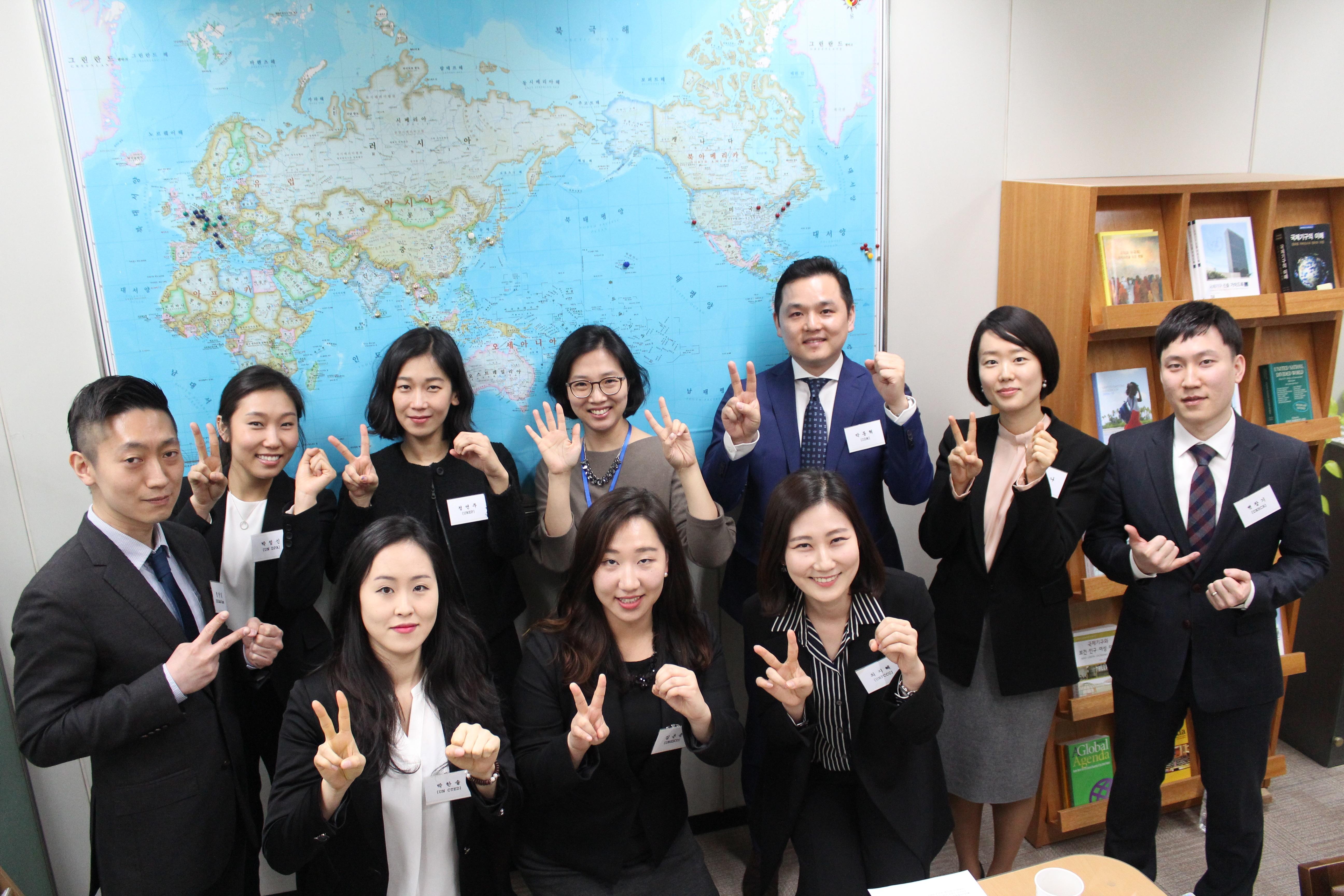 2017년 파견 JPO 오리엔테이션