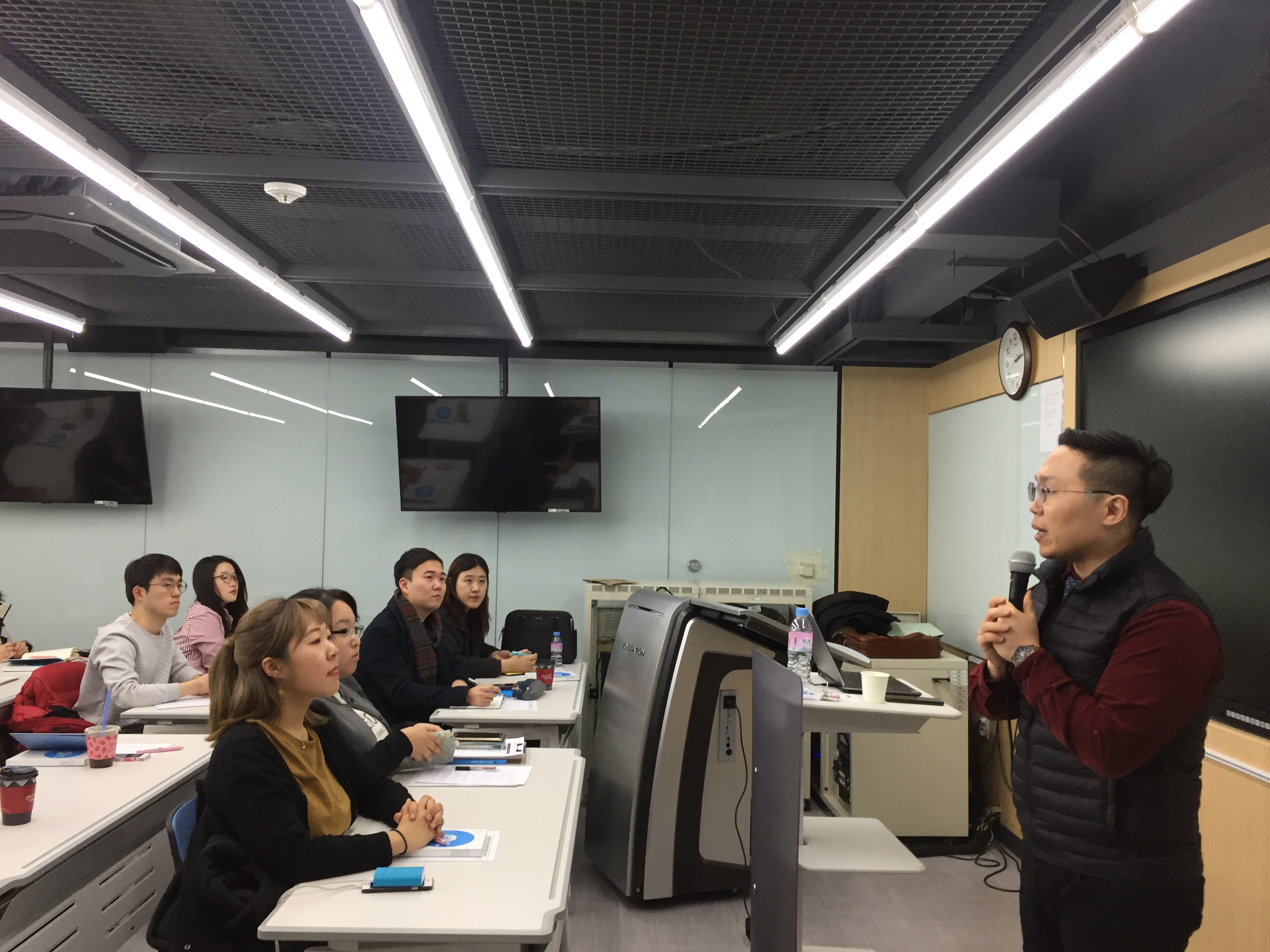 UNCCD 한국인 직원 초청 간담회 개최(2.22)